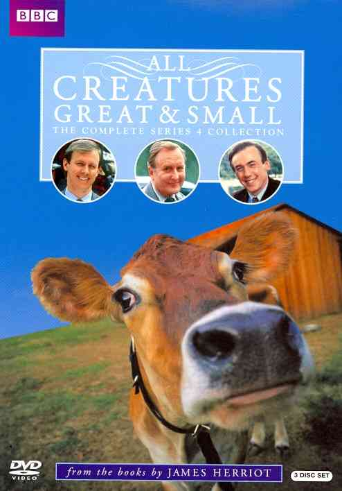 ALL CREATURES GREAT & SMALL:SSN4 BY ALL CREATURES GREAT (DVD)